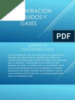 Concentración en Líquidos y Gases Terminada- Maria Fernada