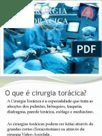 Cirurgia Torácica