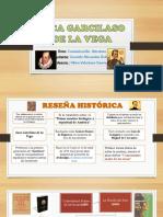 Inca Garcilaso de la Vega- Perú 2019