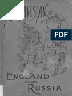 Afghanistan England vs Russia 1886