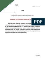 Lab6 - Configure EBS Volumes