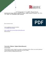 Cvejic IEEE Sensors 2007