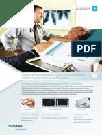 Catálogo Electrocardiógrafo (ECG) de Reposo CP 50