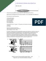 Matemáticas 2004-1. Resuelto