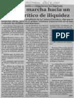 PDVSA Marcha Hacia Un Punto Critico de Liquidez - El Diario de Caracas 08.04.1987