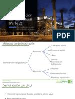 Deshidratación Del Gas Natural (Parte 2)