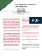 Plantilla IEEE Unidad2 SegAppWeb 233008 08 V2