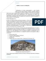 Piedra Caliza en Arequipa