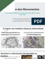 A Cidade Dos Monumentos