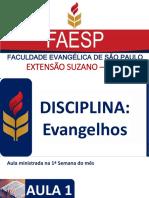 Slides Da Materia Evangelhos Período Interbiblico