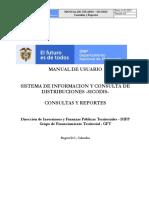 Sicodis - Manual de Usuario - Consultas y Reportes (1)