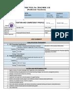 Editable Rpms Portfolio