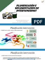 Clase 5 Planificación e Implementación de Intervenciones
