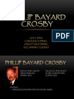 Phillip Bayard Crosby .