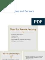 Satellites and Sensors