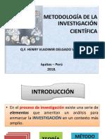 1. METODOLOGIA INVESTIGACIÓN