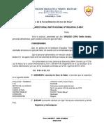 Resolucion Emilio 2016 Licencia Sin Goceadministrativo