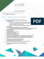 Funcionalidades P365
