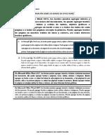 Información Sobre Los Bordes en Office Word