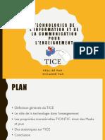 Technologies de l'Information Et de La