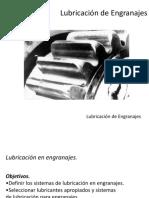 Presentación Seleccion de Lubricantes en Engranajes
