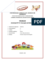Actividad 1 Concepto de Didactica