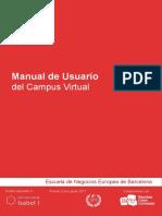 Manual de Usuario Del Campus Virtual