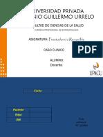 Plantilla Caso Clinico Ppr