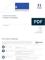 programs campaign concept deck 12 13 17