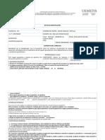 Secuencia Geometria Analitica 1