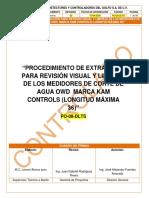 proced de extr para limpieza de owd  PARA VALIDACIOON MAR19.docx