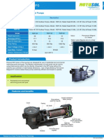 Pool Pumps-Rotosol