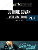 Lost in rio - Guthrie Govan