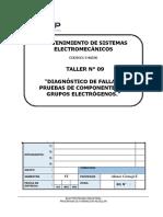 T-09  Diagnóstico de fallas y pruebas de componentes de grupos electrógenos.-convertido.docx