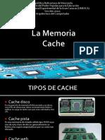 Memoria Cache Diapositiva 1