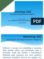 Marketing de Serviços Aula de 04.04