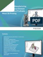 3DSystems Metal AM Software eBook 3DXpert