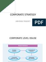 Coorporte strategy