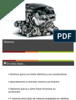 Generalidades de Motores