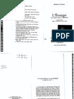 Michel de Certeau - L'Étranger ou l'union dans la différence (1991, Desclée de Brouwer).pdf