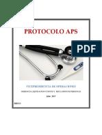 Protocolo Aps Seguros La Previsora