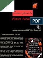 2 22 Julia Codesido Pintora Peruana Nº 37.Pps