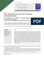 Corionicidad - Riesgo de Outcome Perinatal Adverso - Acosta-Rojas 2007.pdf