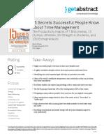 15 secrets time management.pdf