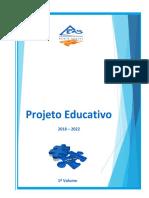 Projeto Educativo Agrupamento de Escolas André Soares
