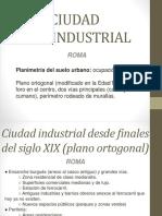Ciudad Industrial - Roma