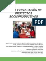 Diseno y Evaluacion de Proyectos Socioproductivos