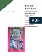 Projeto Educativo Agrupamento Escolas António Sérgio