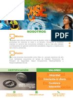 Carta Presentacion QHSE