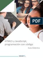 HTML5 y Javascript Programación Con Codigo GD